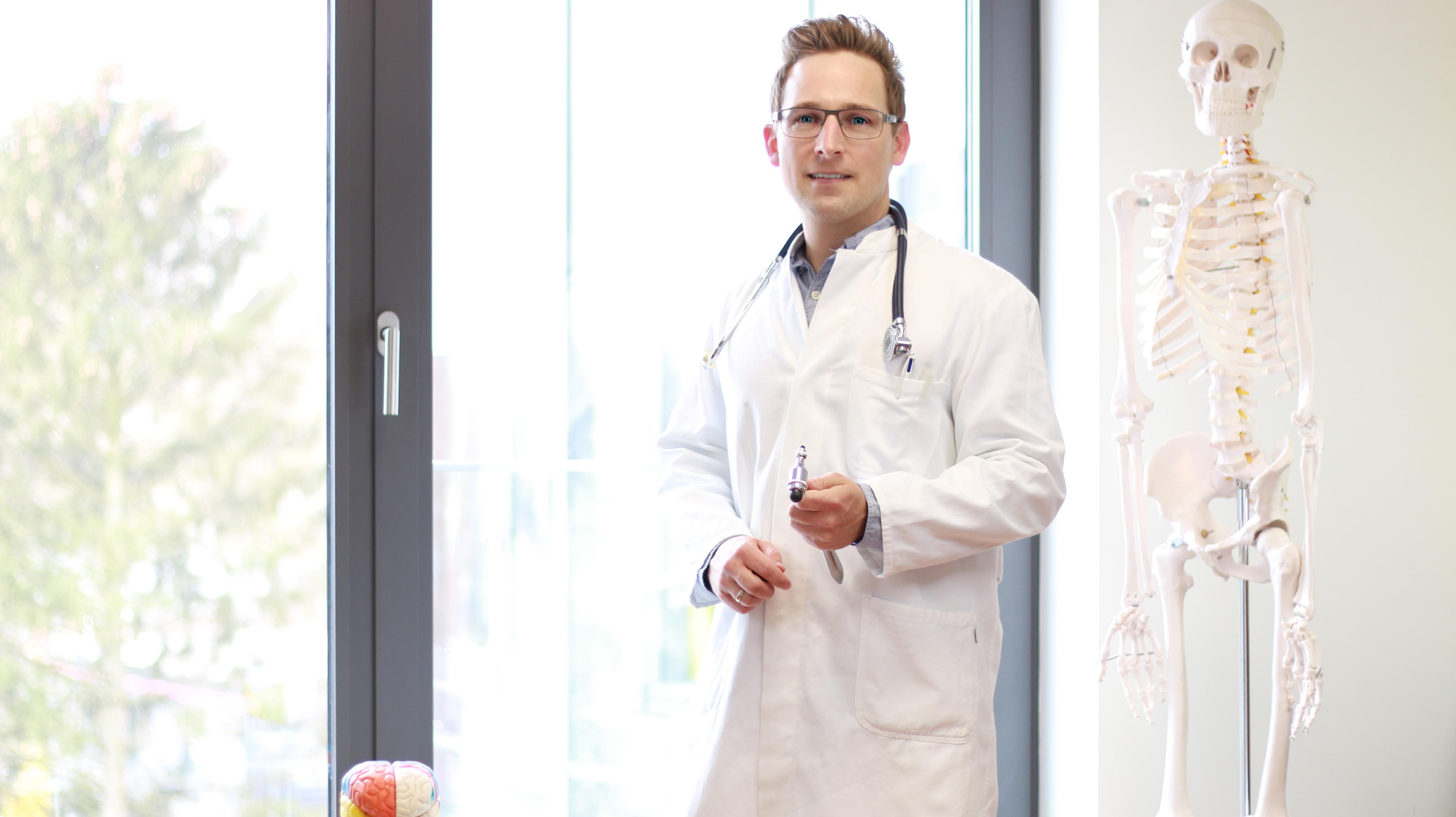 Neurologe Dr. Justus Barop