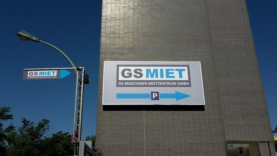 GS Maschinen Mietzentrum GmbH
