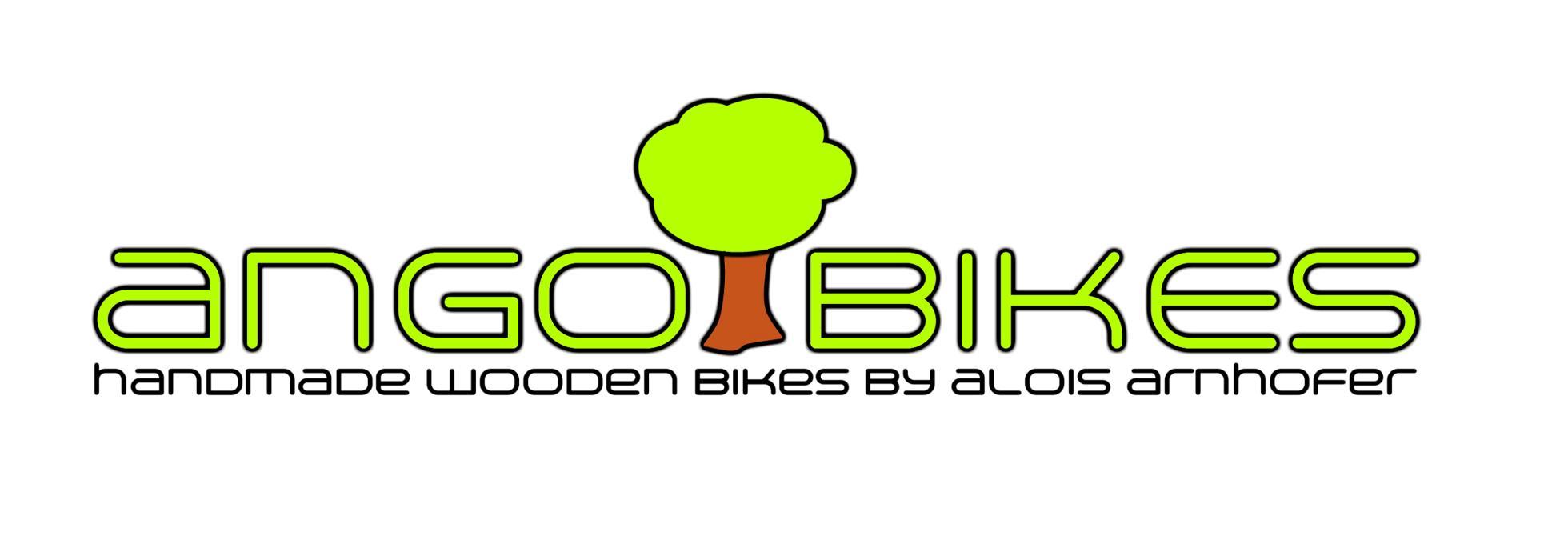 Logo von Ango-Bikes Holzfahrräder
