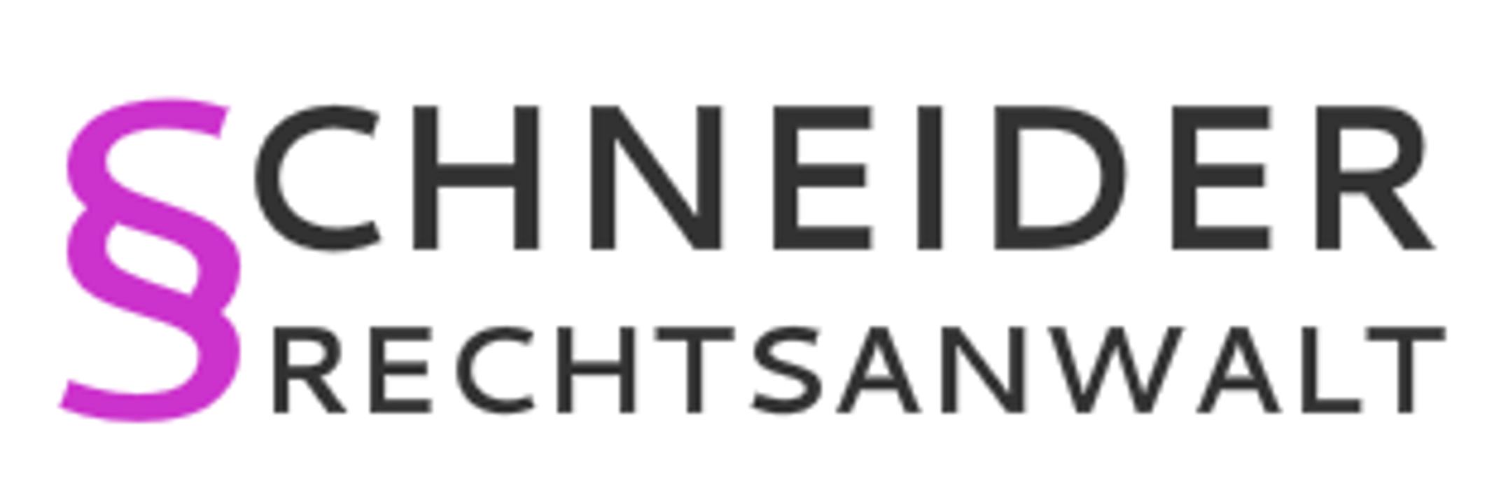 Logo von Jörg Schneider Rechtsanwalt