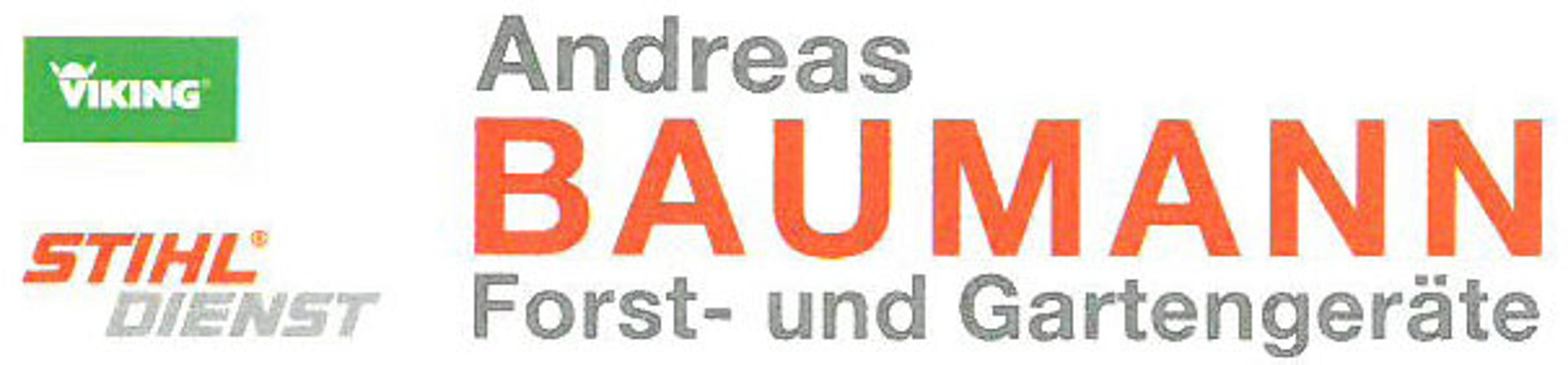 Logo von Andreas Baumann - Stihl Dienst - Forst- und Gartengeräte