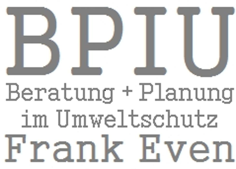 Bild zu BPIU Beratung + Planung im Umweltschutz Frank Even in Kürten