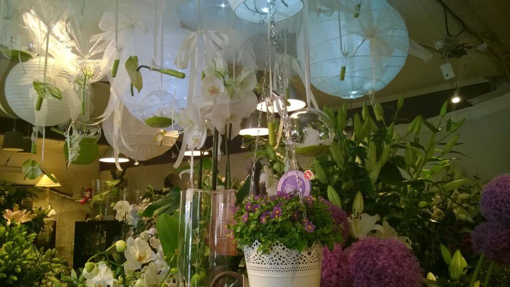 Mil et une fleurs