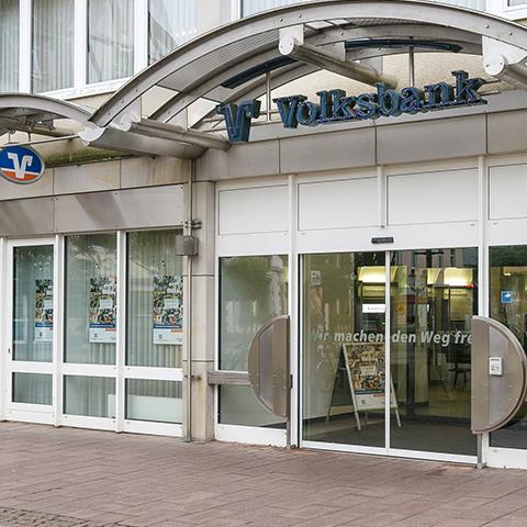Volksbank BraWo, Hauptstelle Am Markt
