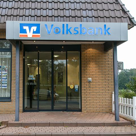 Volksbank BraWo, Geschäftsstelle Vöhrum