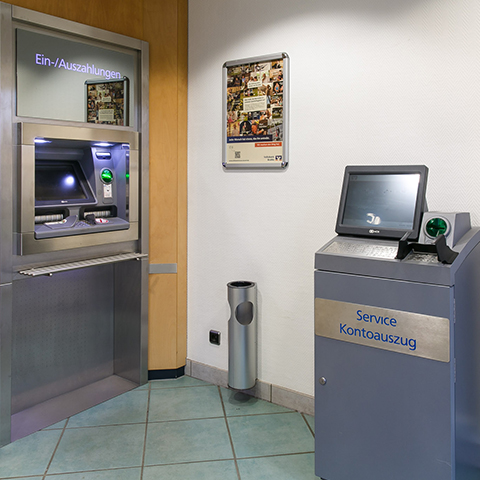 Volksbank BraWo, SB-Geschäftsstelle Hämelerwald