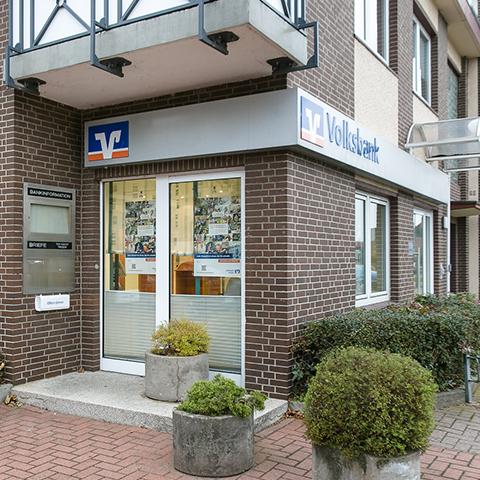 Volksbank BraWo, Geschäftsstelle Hämelerwald