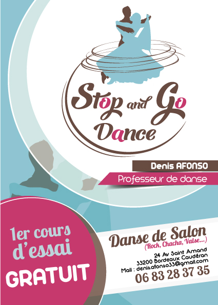Stop and go dance