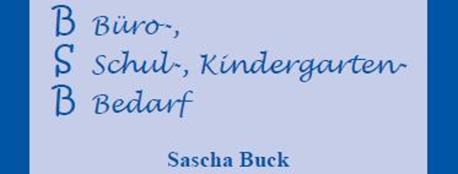 Bild zu Sascha Buck - BSB - Büro-,Schul-,Kindergartenbedarf in Nindorf bei Neumünster