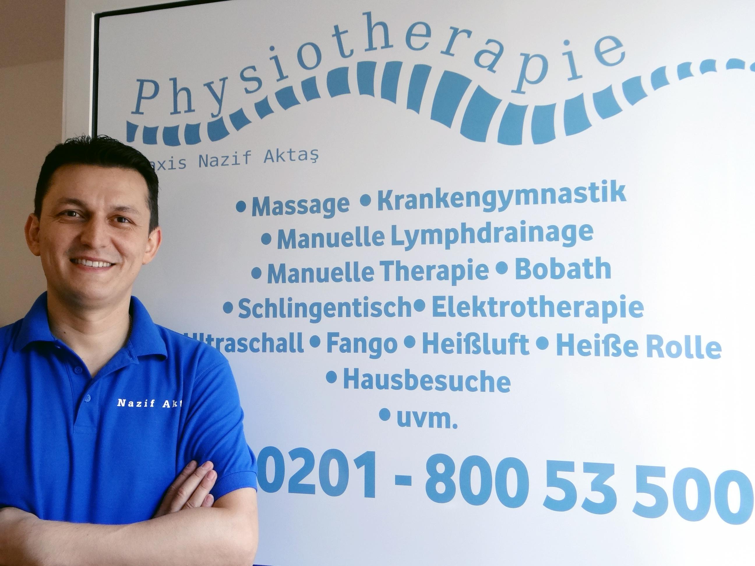 Physiotherapiepraxis Nazif Aktas