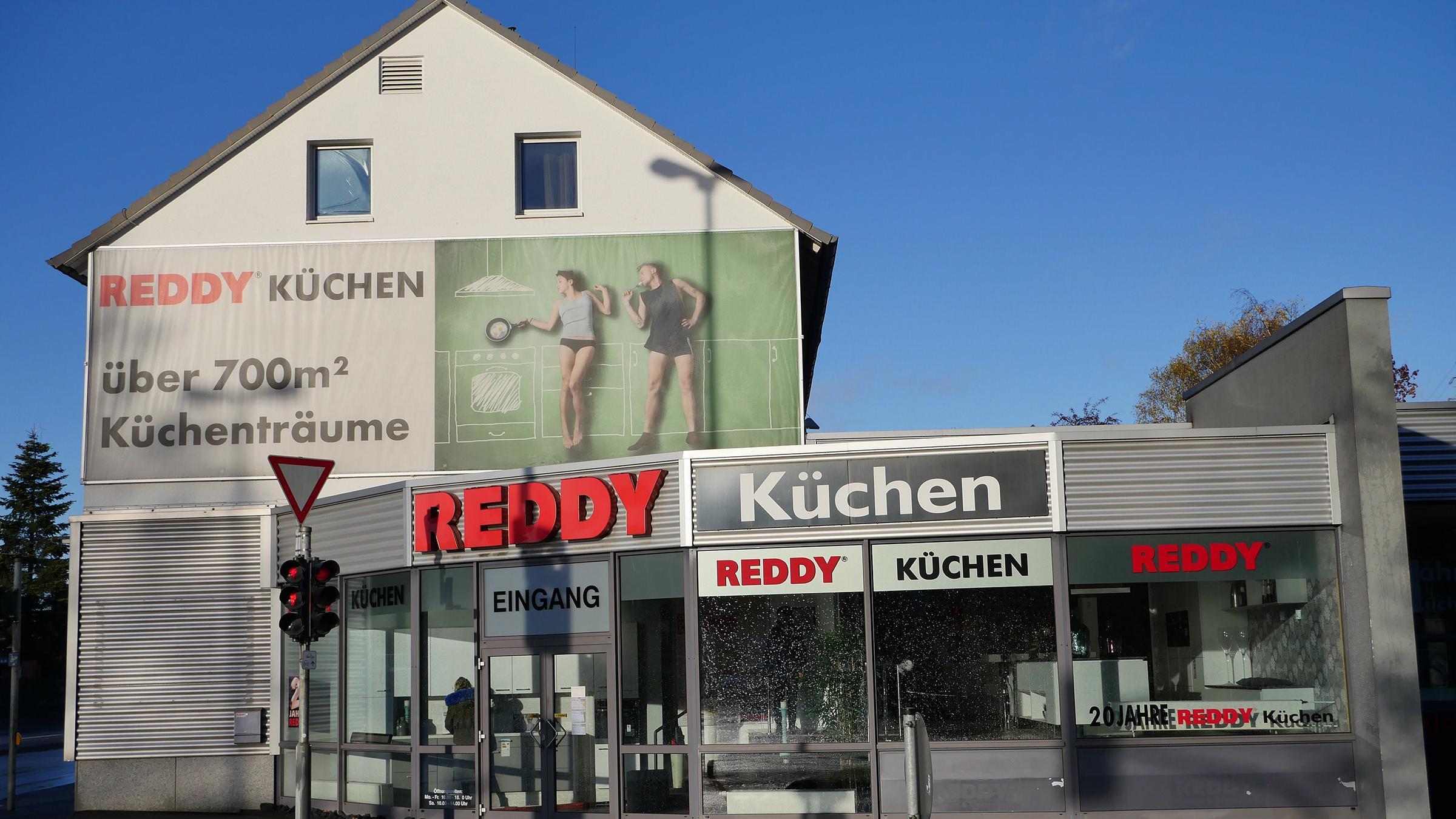 REDDY Küchen Siegen • Siegen, Geisweider Straße 2 - Öffnungszeiten ...