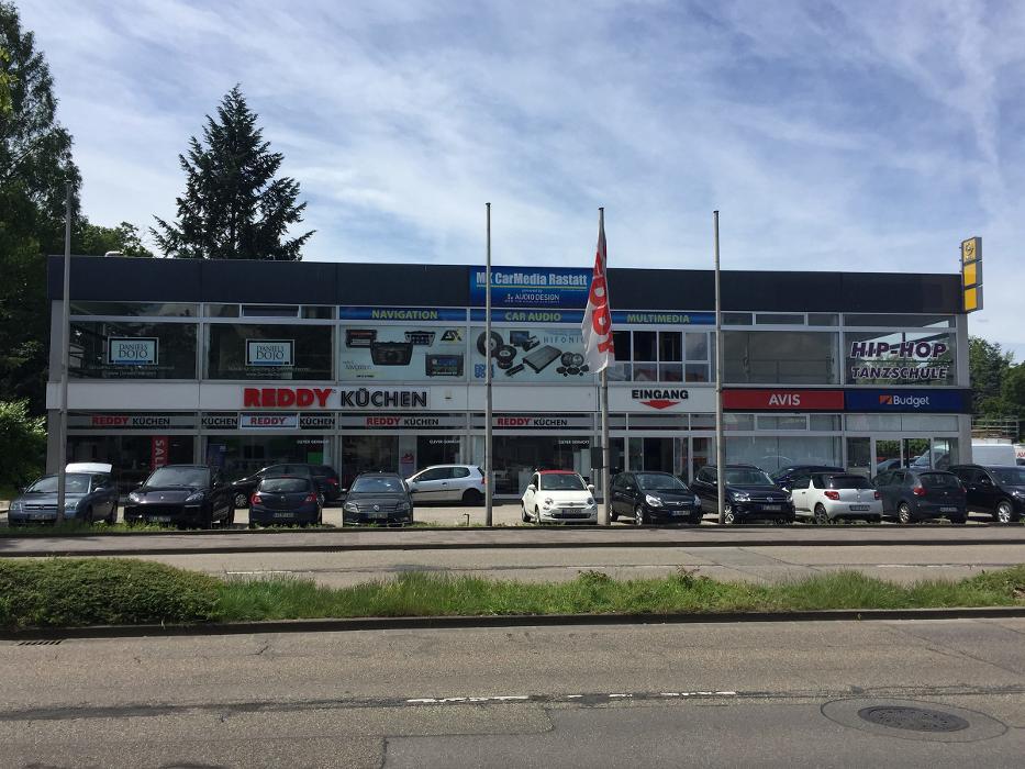 Vorwerk Deutschland Stiftung & Co. KG in Rastatt, Niederwaldstr. 23 ...