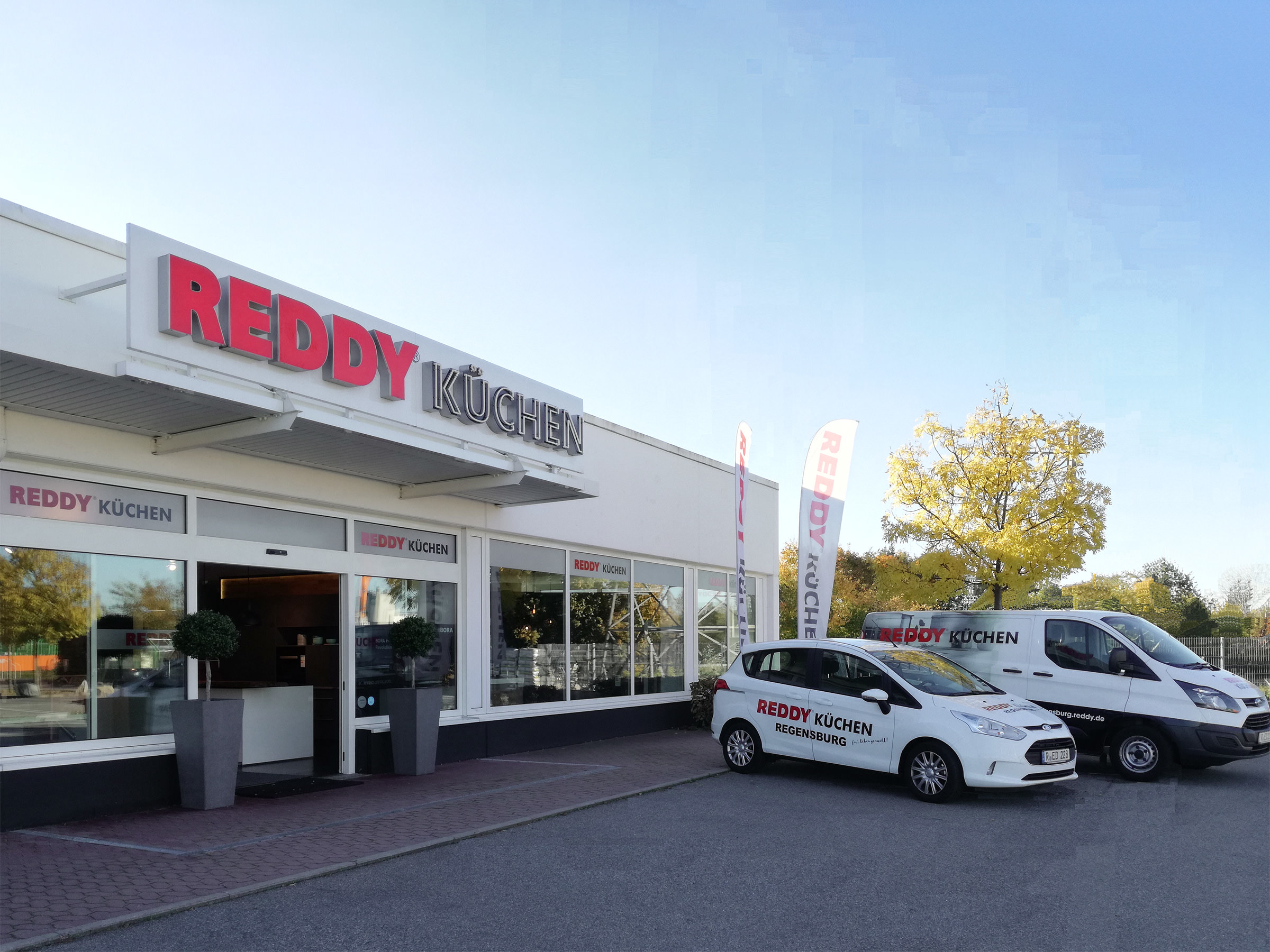 REDDY Küchen Regensburg Küchenmöbelherstellung