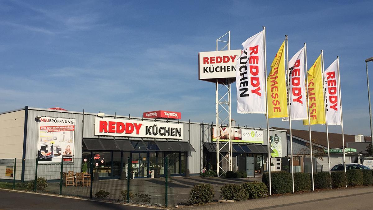 REDDY Küchen Mülheim-Kärlich • Mülheim-Kärlich, Spitalsgraben 4-6 ...