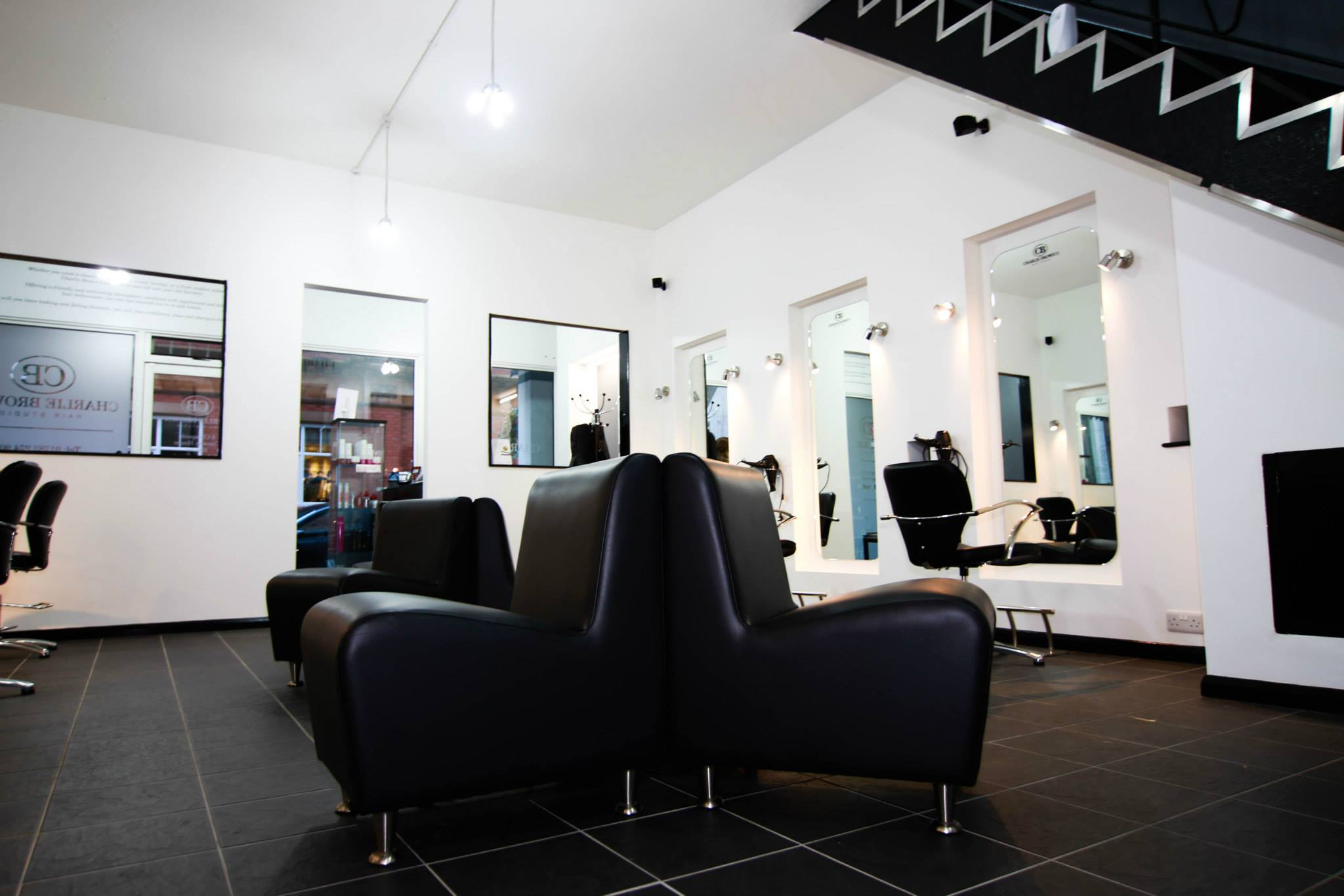 Charlie Browns Hair Studio Ltd