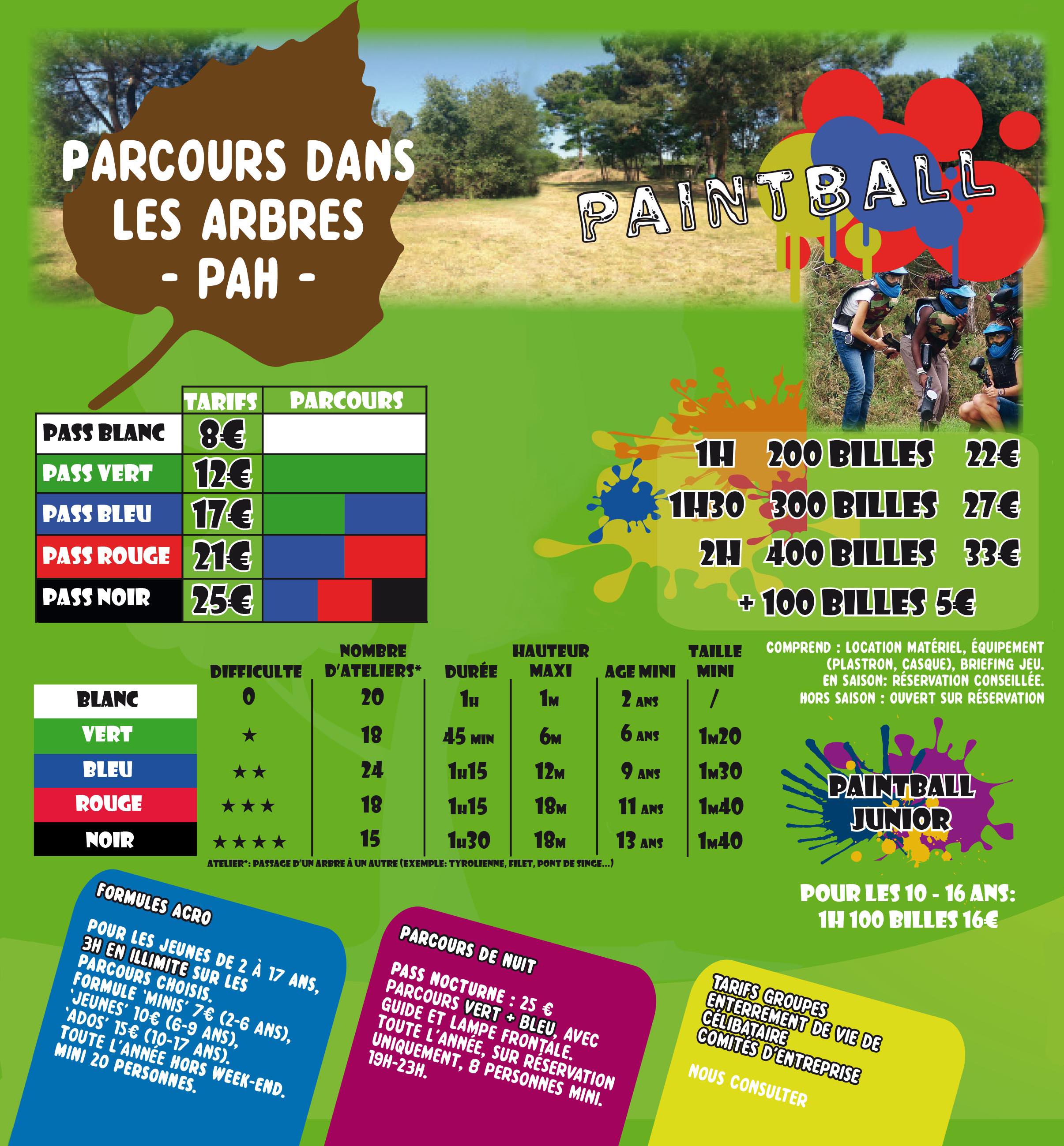 PARCOURS AVENTURE 49