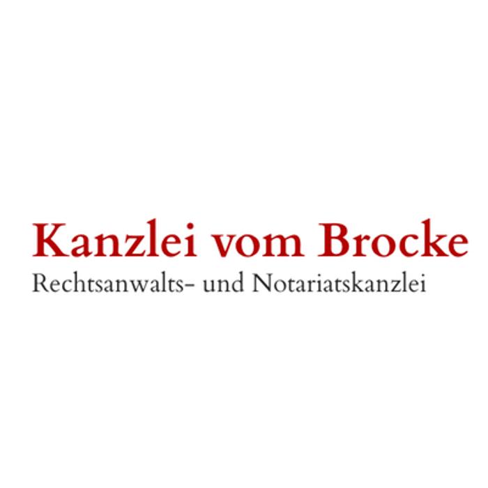 Bild zu Klaus vom Brocke Rechtsanwalt u. Notar in Berlin