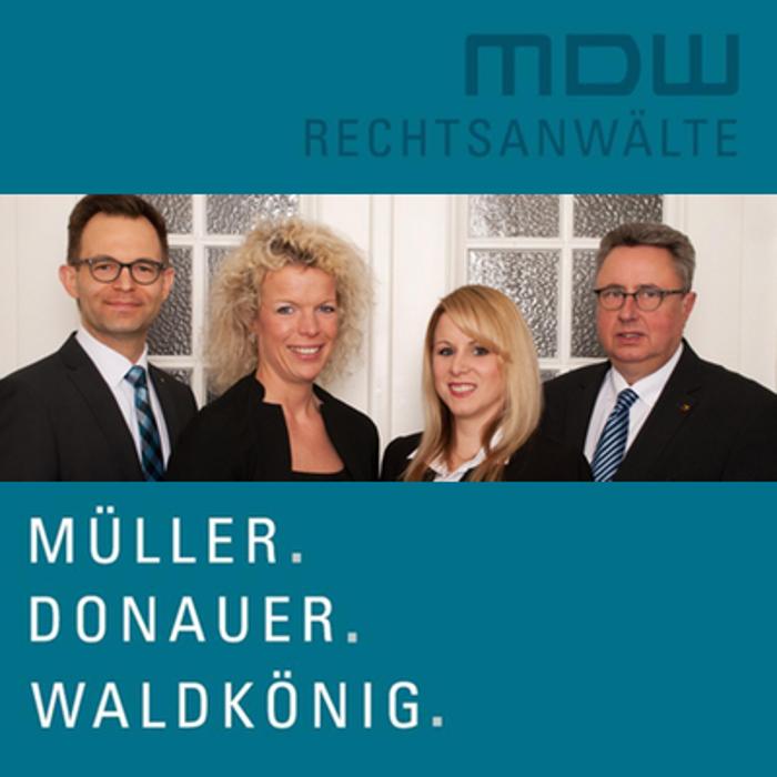 Bild zu MÜLLER.DONAUER.WALDKÖNIG Rechtsanwälte PartG mbB in Kirchberg im Hunsrück