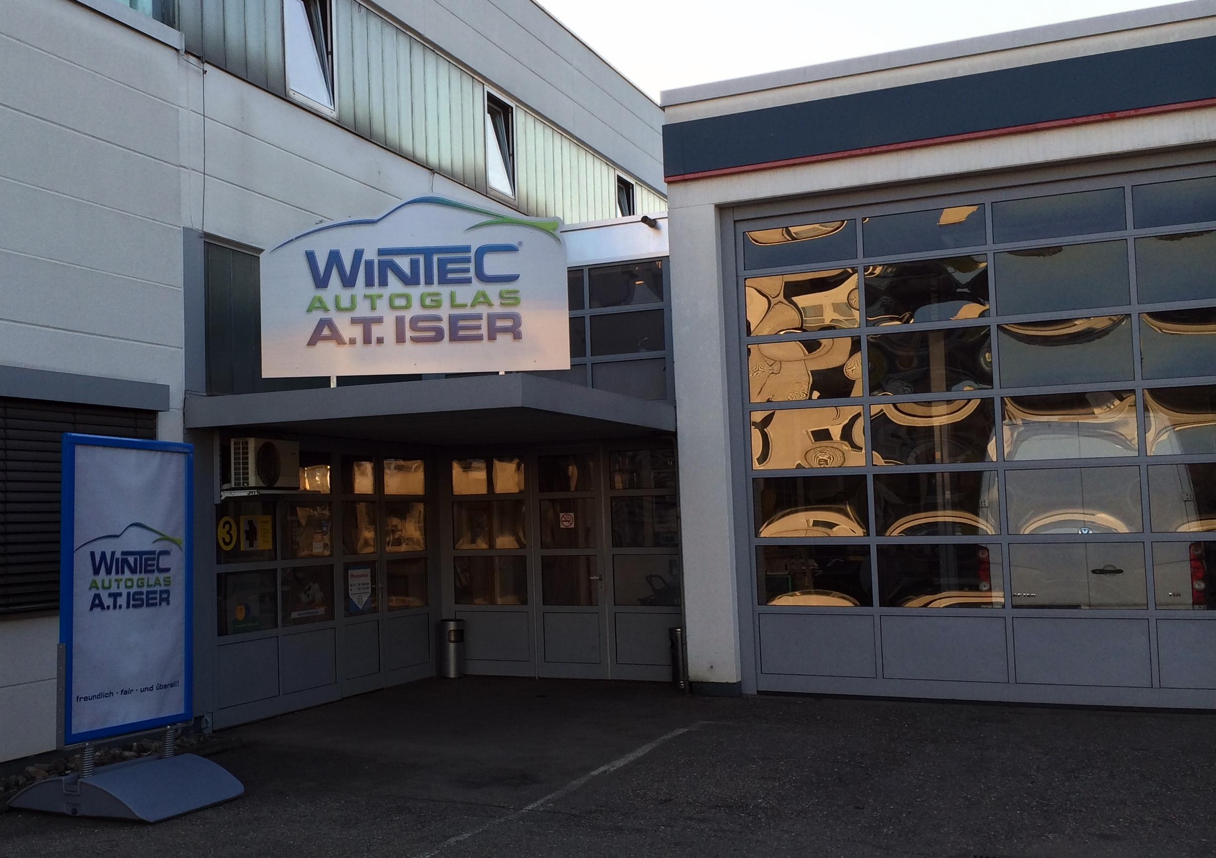 Wintec Autoglas A.T. Iser - Pfullingen