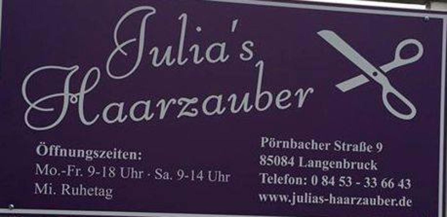 Bild zu Julias Haarzauber in Reichertshofen in Oberbayern