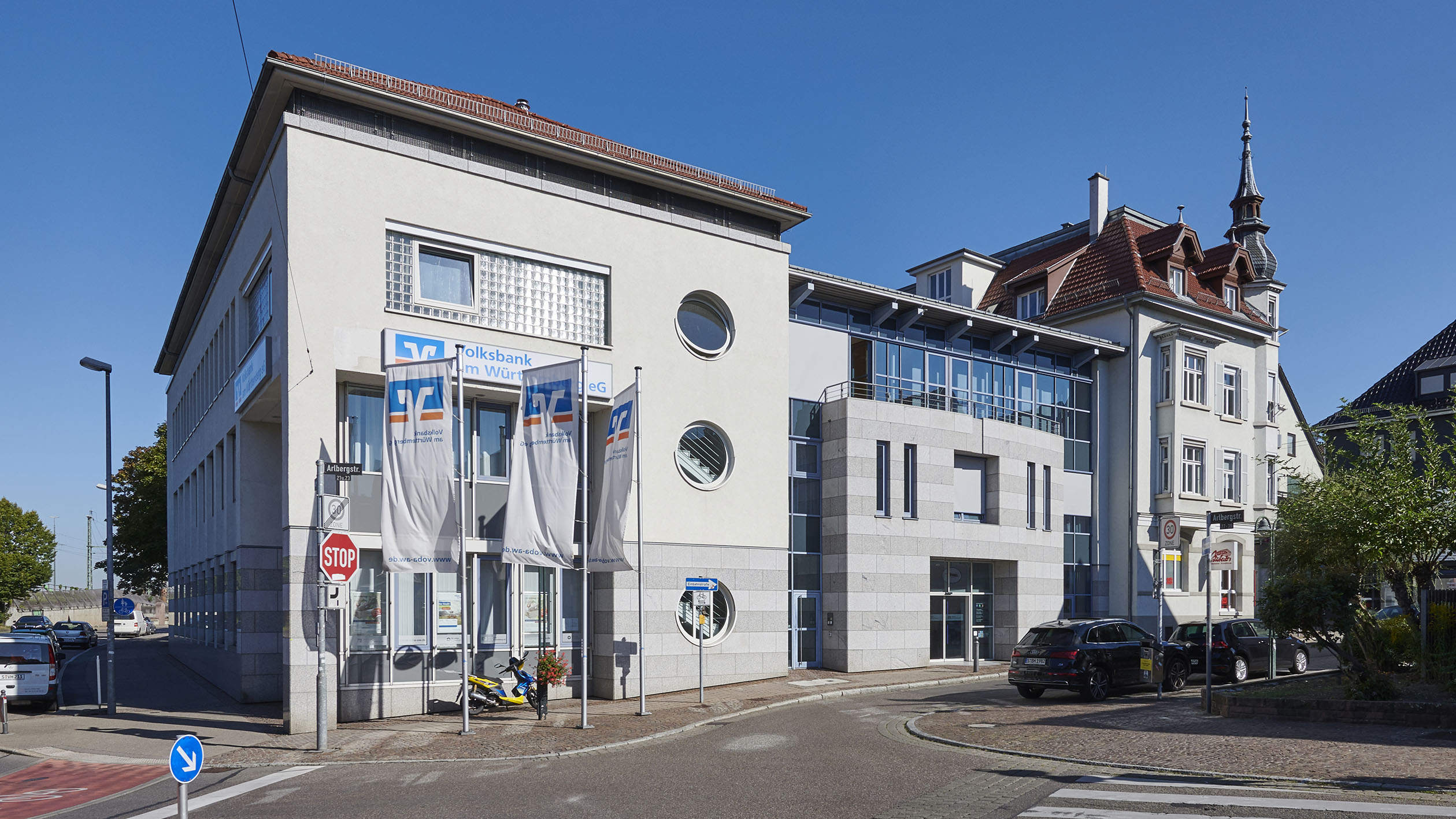 Volksbank am Württemberg eG, Hauptstelle Untertürkheim