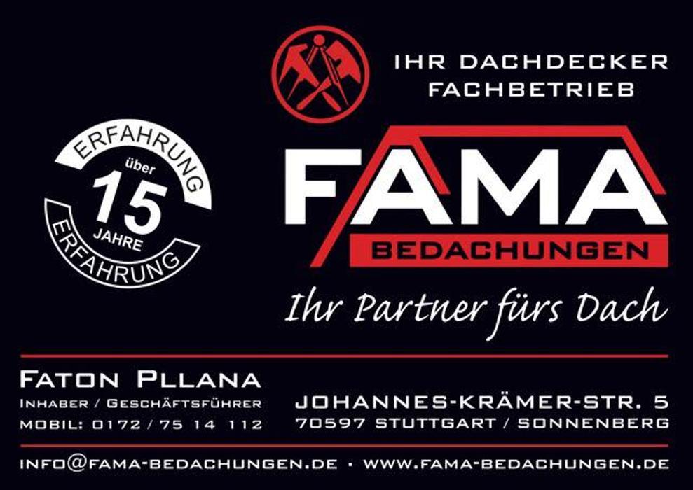 Bild zu FAMA Bedachungen in Stuttgart