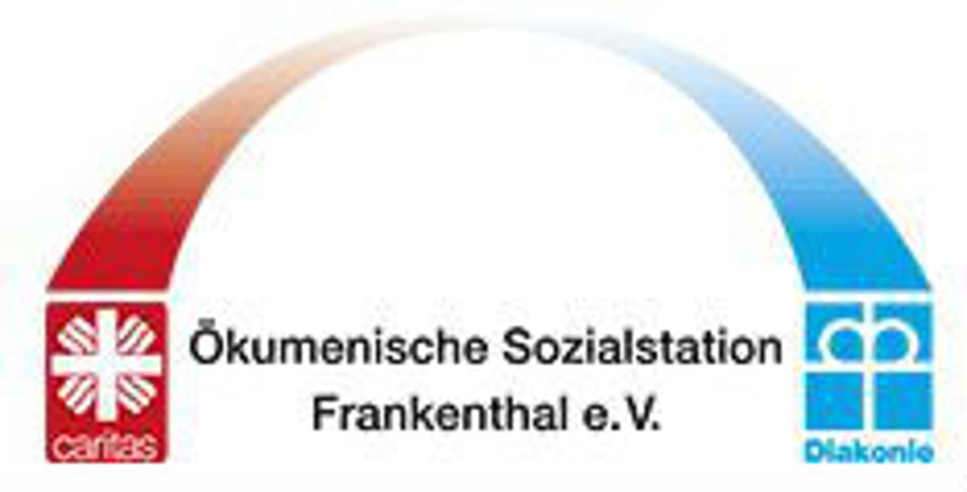 Bild zu Ökumenische Sozialstation Frankenthal e.V. in Frankenthal in der Pfalz