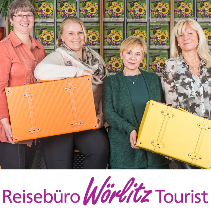 Bild zu Reisebüro Wörlitz Tourist Grünau in Berlin