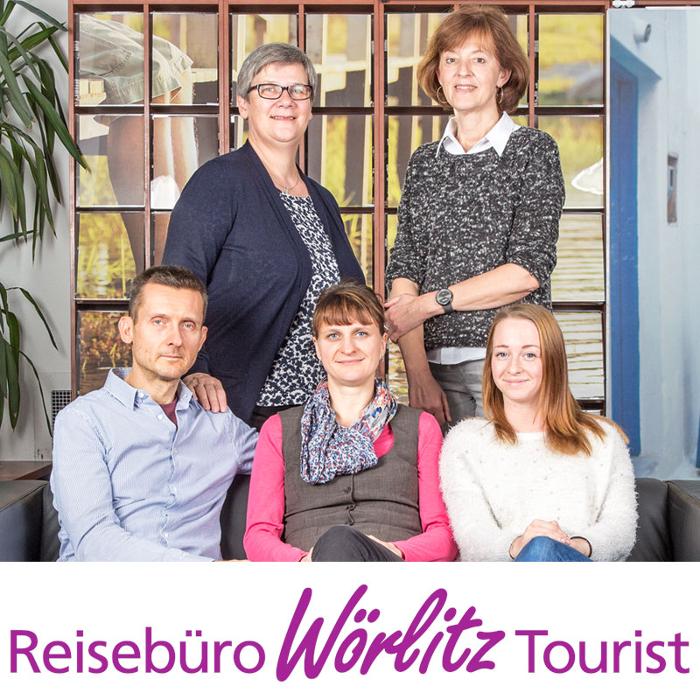 Bild zu Reisebüro Wörlitz Tourist Friedrichshain in Berlin