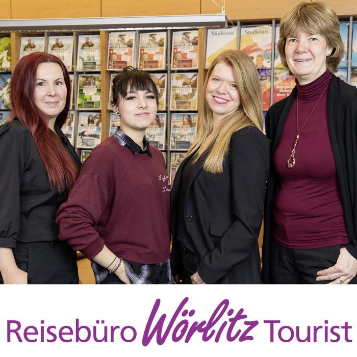 Bild zu Reisebüro Wörlitz Tourist Pankow in Berlin
