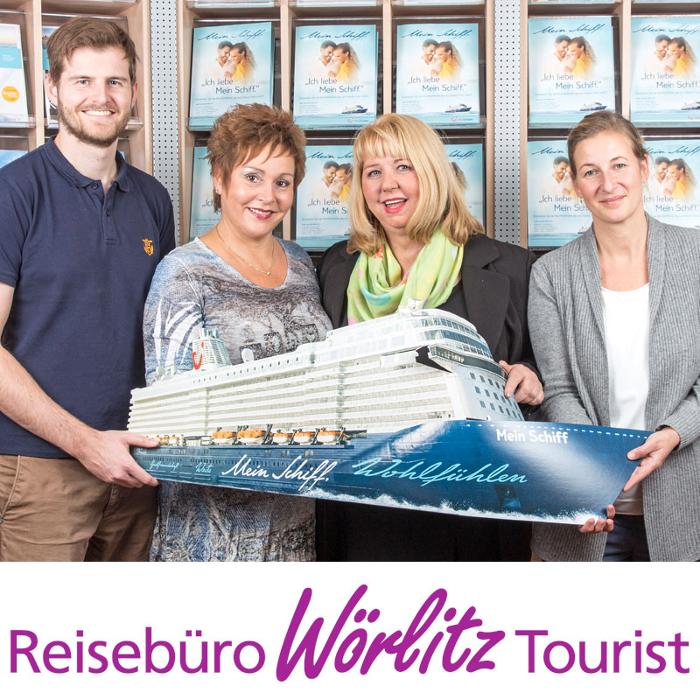 Bild zu Reisebüro Wörlitz Tourist Charlottenburg in Berlin