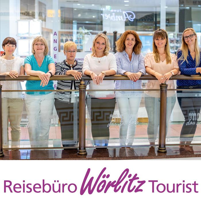 Bild zu Reisebüro Wörlitz Tourist Steglitz in Berlin