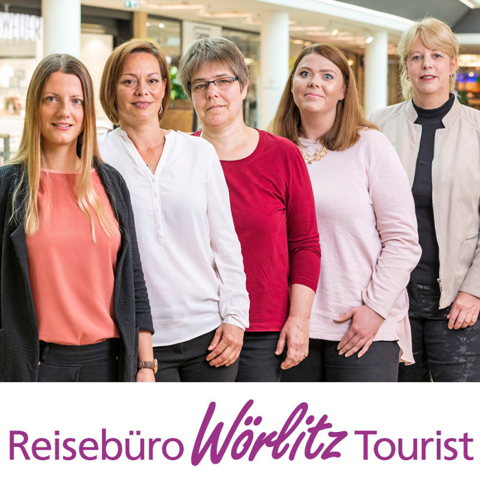 Bild zu Reisebüro Wörlitz Tourist Prenzlauer Berg in Berlin