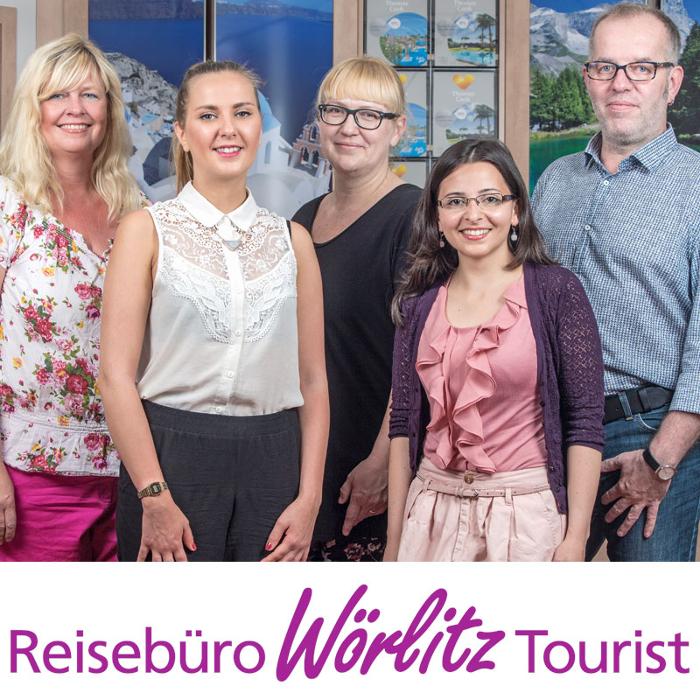 Bild zu Reisebüro Wörlitz Tourist Reinickendorf in Berlin
