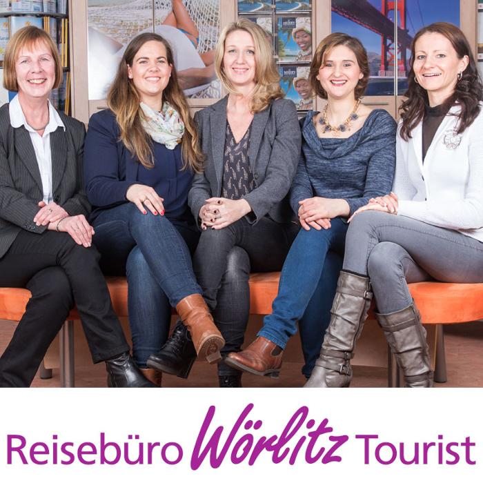 Bild zu Reisebüro Wörlitz Tourist Zehlendorf in Berlin