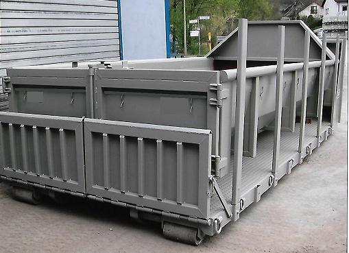 Container & Behälterbau Pirschel