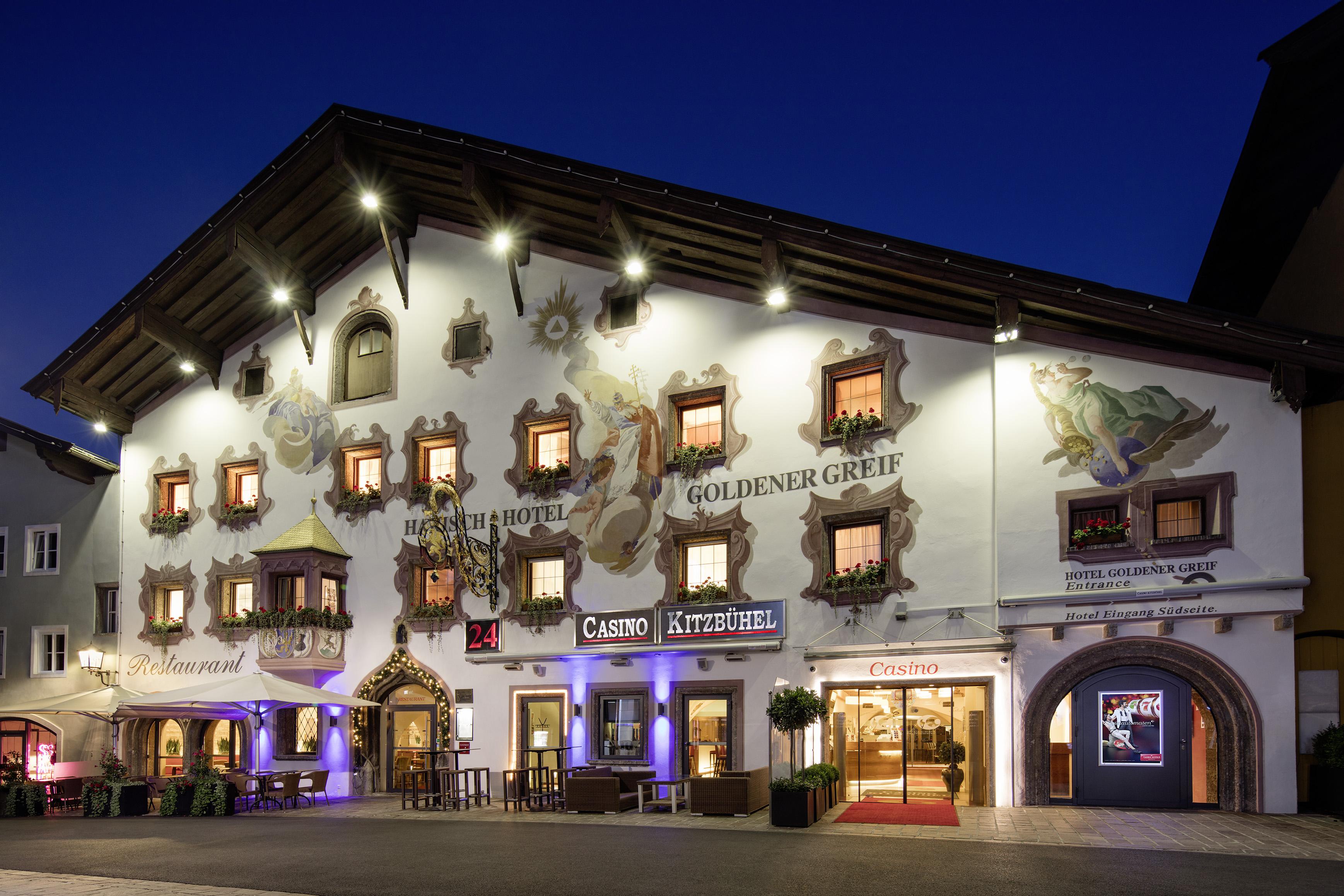 Cuisino - das Restaurant im Casino Kitzbühel