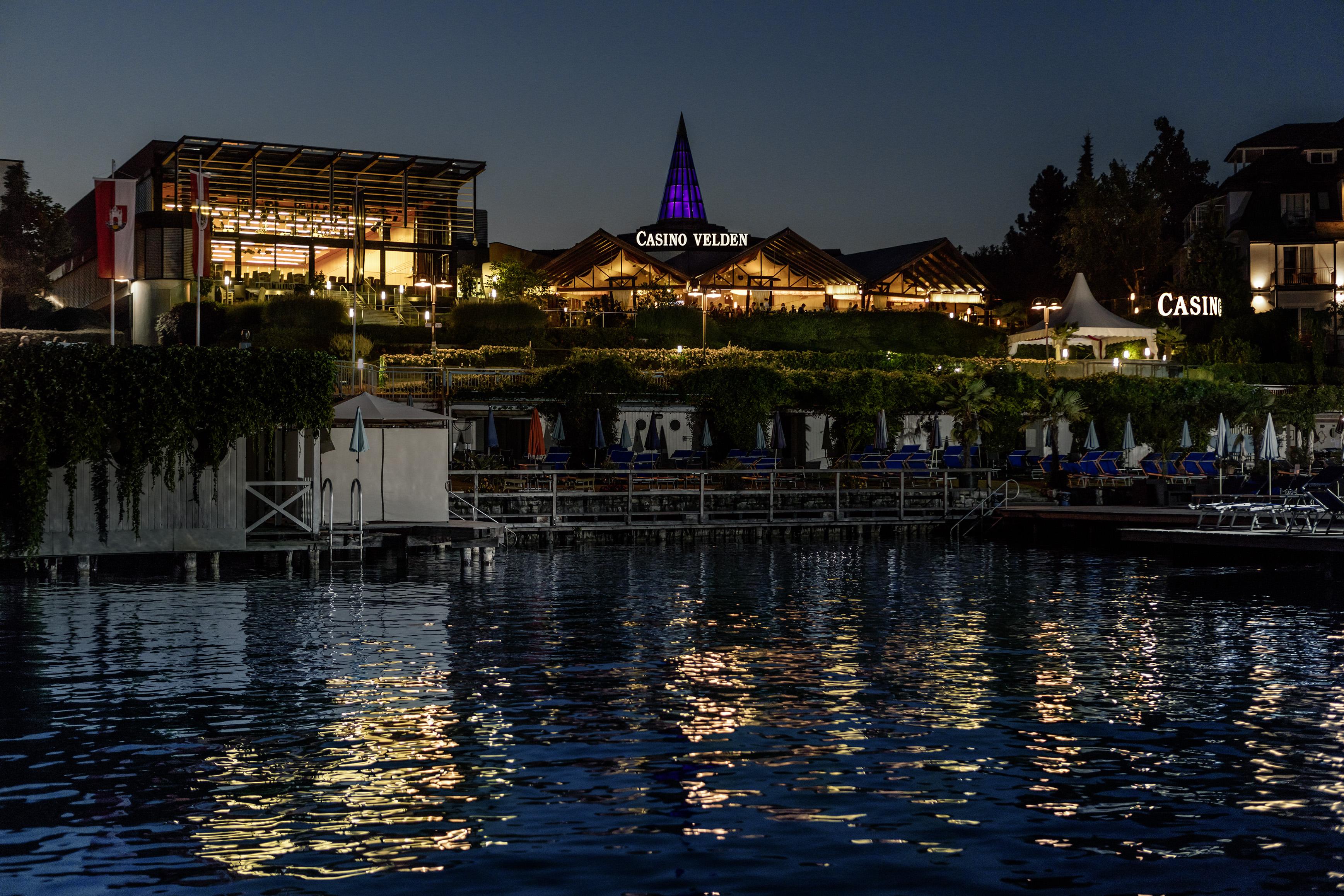 DIE YACHT - das Restaurant im Casino Velden