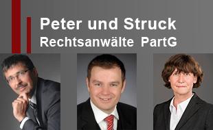 Peter und Struck Rechtsanwälte PartG - Arbeits-, Miet-, Verkehrs-, Erb-, Medizinrecht