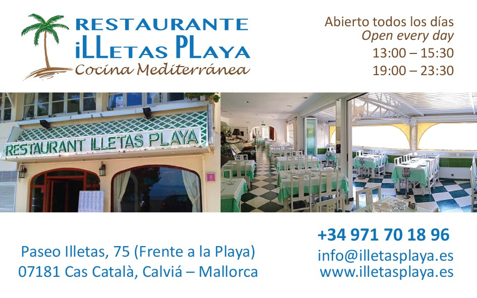 Restaurante illetas Playa