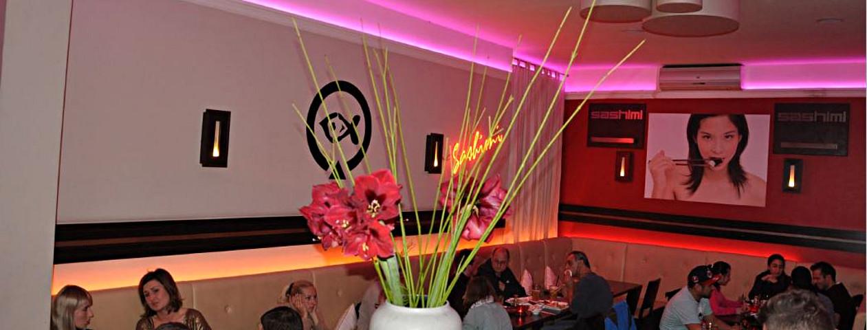 Foto de Sashimi Sushi Lounge Berlin