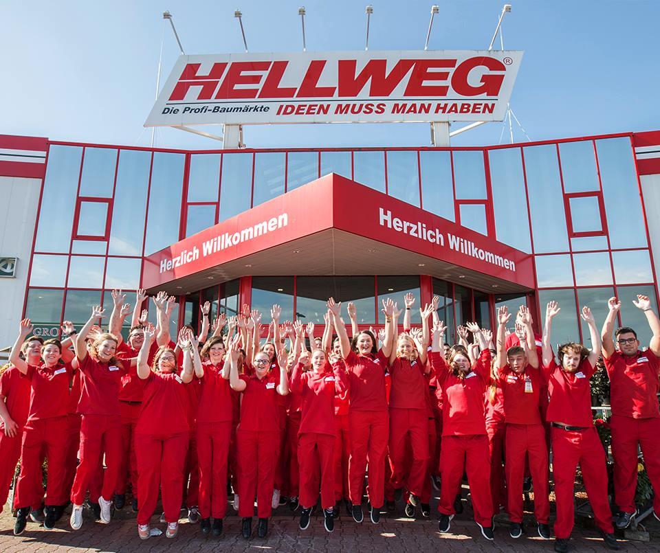 Foto de HELLWEG - Die Profi-Baumärkte GmbH & Co. KG