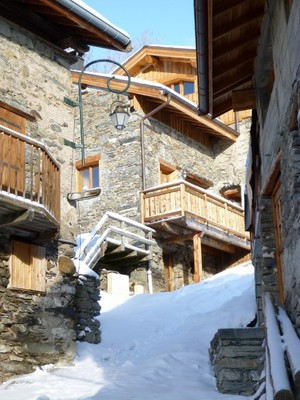 chalet saint-martin 3 vallées