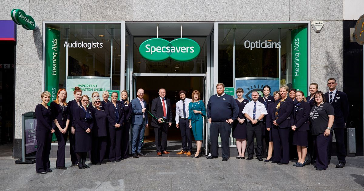 Specsavers global