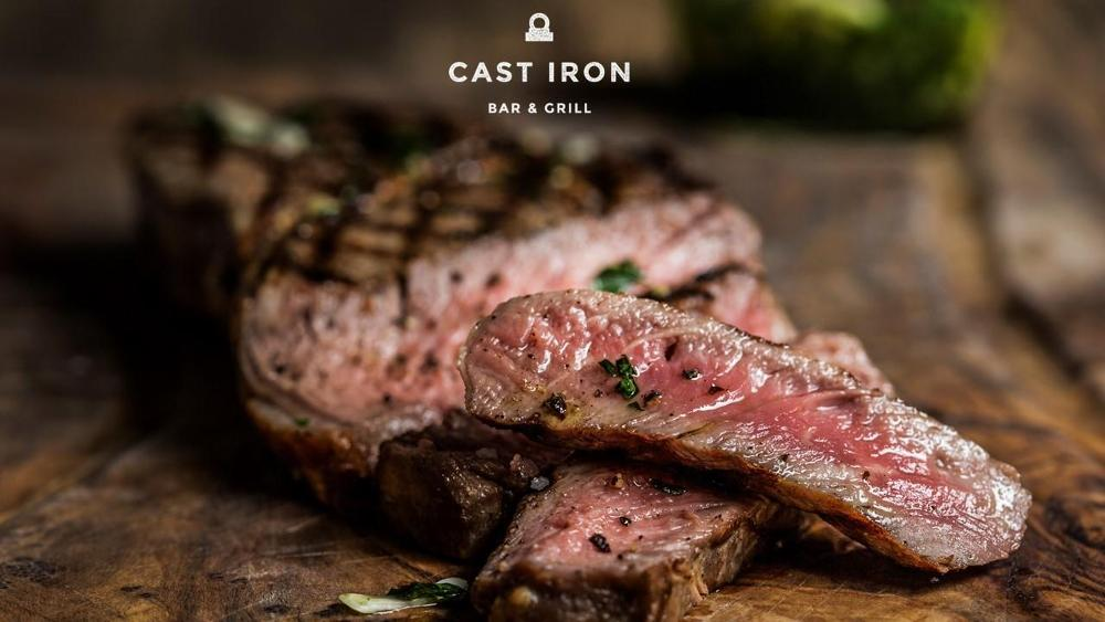 Cast Iron Bar And Grill