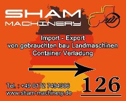 Sham Machinery Bau-Landmaschinen