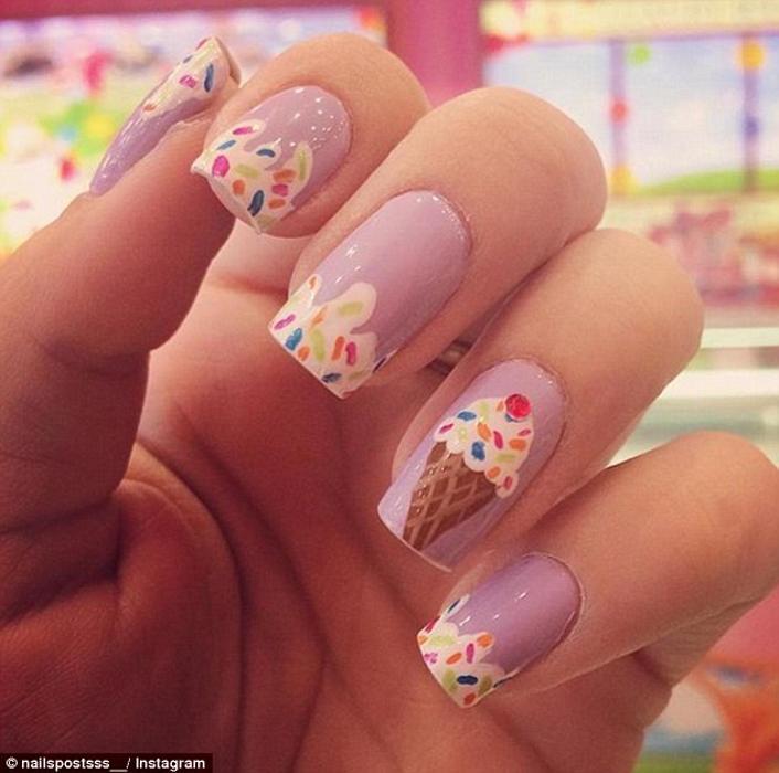Lisa 39 s nails inc in new york ny 11415 for Acrylic nail salon nyc