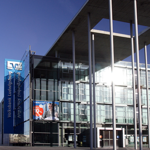 Volksbank Ludwigsburg eG, Hauptstelle
