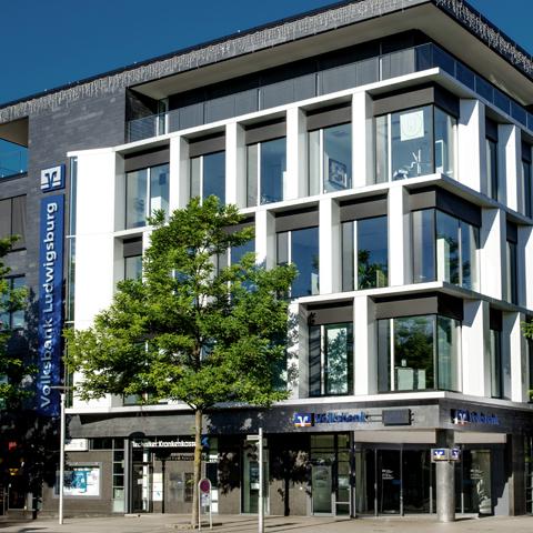 Volksbank Ludwigsburg eG, Filiale Arsenalstraße