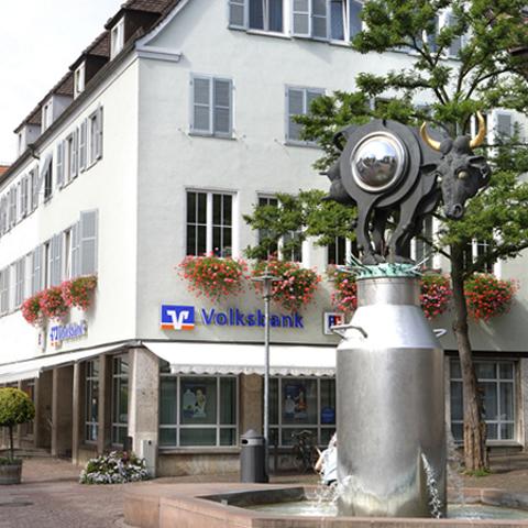 Volksbank Ludwigsburg eG, Filiale Bietigheim Stadtmitte